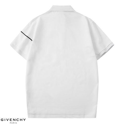 2021春夏 半袖ポロシャツ ジバンシィ綺麗に決まるフォルム!GIVENCHY コピーブランド レジャー