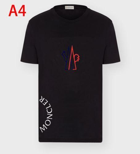 お洒落に魅せる 2021春夏 Tシャツ モンクレールコピーブランド MONCLER半袖Tシャツ