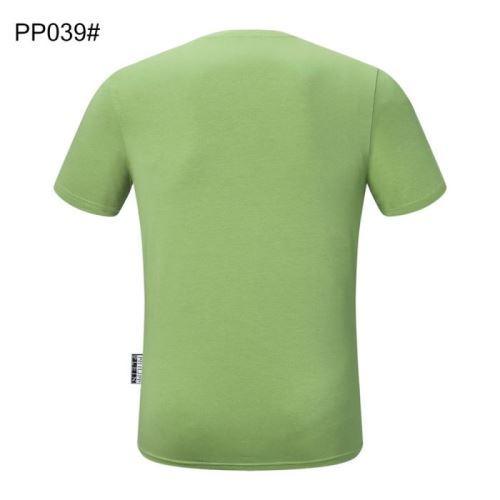 2021春夏 半袖Tシャツ 5色可選フィリッププレインブランド 偽物 通販 PHILIPP PLEIN Tシャツ 魅力ファッション