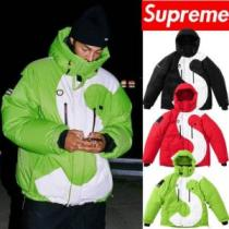 SUPREME 20FW himail an parka連名大S字母ヒマラヤ パーカ...