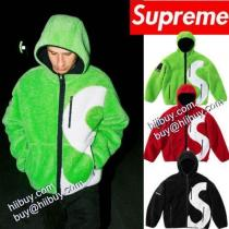 目玉商品 Supreme FW20 Week10 x The North Face S Logo Hooded Fleece Jacket ウールコート SUPREMEコピーブランド 3色可選