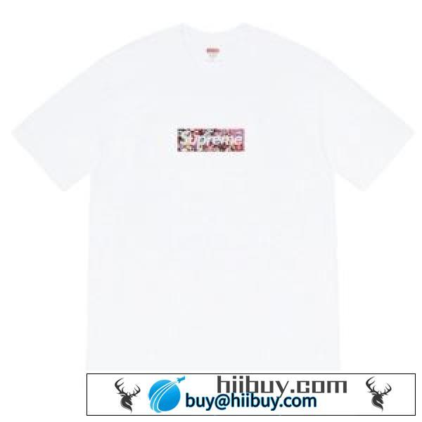 シュプリーム 2色可選 毎日の装いに新しい風を送り込む SUPREME 気分を盛り上げてくれる 半袖Tシャツ(hiibuy.com Tz4bau)-2
