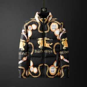ダウンジャケット メンズ 先取り 2020/2020秋冬ファッション 最新作おすすめしたい秋冬 バーバリー BURBERRY 寒い季節トレンド上品(hiibuy.com XHHn0z)-3