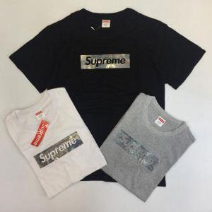 3色可選 おしゃれな夏ファッション2020 リッチな印象に シュプリーム SUPREME 半袖Tシャツ(hiibuy.com iu0jGb)-3