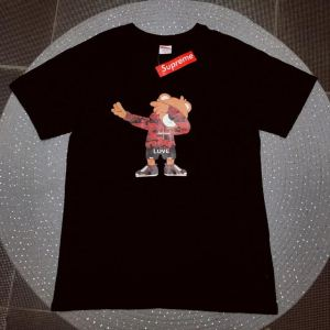 シュプリーム SUPREME 半袖Tシャツ 3色可選 2020年最新ファッション キレイめ感が強い(hiibuy.com vyS55v)-3