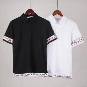 2020夏季GIVENCHYジバンシー Tシャツ スーパーコピー 半袖 人気 トップス HOT送料無料 上質 ポロシャツ メンズ ファション(hiibuy.com u8H5fu)-3