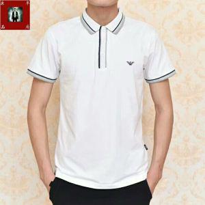 目前の注目ブランド アルマーニ ARMANI 半袖Tシャツ 2020夏の定番新品到来!(hiibuy.com TnqOra)-3