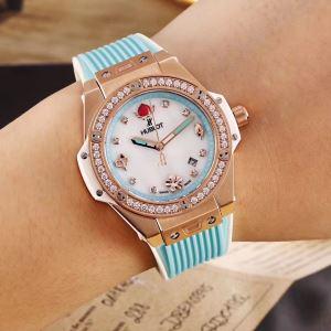 ウブロ HUBLOT 2020新作人気セール新作登場 輸入クオーツムーブメント 男性用腕時計 4色可選(hiibuy.com euWzCa)-3