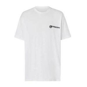 半袖Tシャツ エレガントな雰囲気 3色可選バーバリー BURBERRY 1点限り!VIPセール(hiibuy.com XrS1Xn)-3