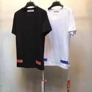 特別人気感謝SALE 2020春夏 オフホワイト OFF-WHITE 2色可選 半袖(hiibuy.com bueOXD)-3