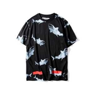 大人気再登場 2020春夏 Tシャツ オフホワイト OFF-WHITE 2色可選(hiibuy.com 0XrGLf)-3