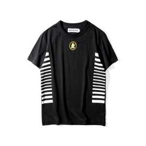 2020春夏 半袖 3色可選 セレブ風 オフホワイト OFF-WHITE-BLACK(hiibuy.com 51zS1D)-3