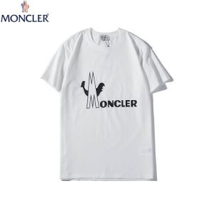 モンクレール Tシャツ コピー ナチュラルな風合いが素敵 MONCLER コットン メンズ デイリー 3色可選 限定通販 最低価格(hiibuy.com 0XLHTb)-3