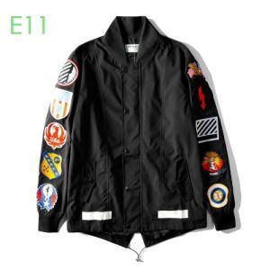 使いやすい新品 満足できるコートシンプルなファッション Off-White オフホワイト 2020話題の商品(hiibuy.com m4jyCe)-3