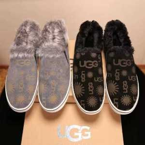 ファッション 人気2020秋冬 UGG インナーボアモカシンシューズ 2色可選(hiibuy.com LP1Tza)-3