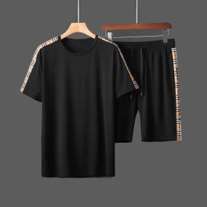 バーバリー 海外でも大人気 BURBERRY 日本未入荷カラー 半袖Tシャツ 上品に着こなせ(hiibuy.com zSfi8f)-3