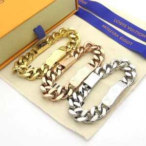3色可選 20SSトレンド ルイ ヴィトン LOUIS VUITTON手頃価格でカブり知らず  ブレスレット(hiibuy.com q4DOvm)-3