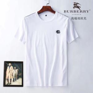 3色可選 バーバリーどのアイテムも手頃な価格で  BURBERRY トレンド最先端のアイテム 半袖Tシャツ(hiibuy.com KPHrKn)-3