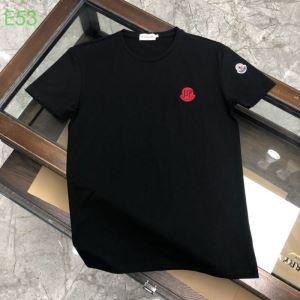 モンクレール エレガントな雰囲気 MONCLER 3色可選 1点限り!VIPセール 半袖Tシャツ おしゃれな人が持っている(hiibuy.com eGjeea)-3