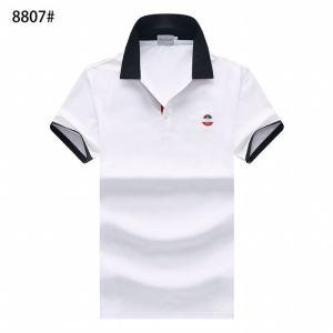 幅広いアイテムを展開 半袖Tシャツ3色可選  非常にシンプルなデザインな モンクレール MONCLER(hiibuy.com 5D4rGv)-3