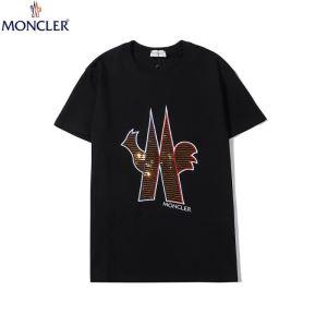 半袖Tシャツ 世界共通のアイテム 2色可選 モンクレール MONCLER 是非ともオススメしたい(hiibuy.com 8TLbqC)-3