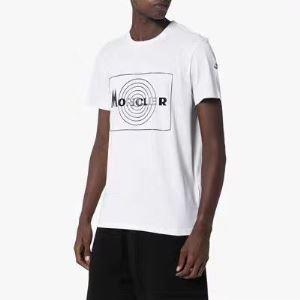 半袖Tシャツ 2色可選 海外大人気 モンクレール 今なお素敵なアイテムだ MONCLER  大幅割引価格(hiibuy.com zOLfqC)-3
