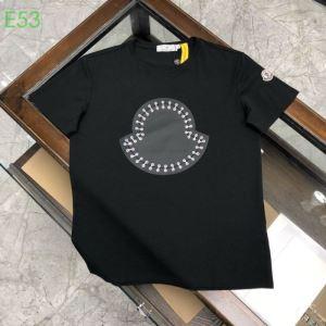 モンクレールファッションに合わせ 2色可選  MONCLER 限定アイテム特集 半袖Tシャツ やはり人気ブランド(hiibuy.com rmeqCi)-3