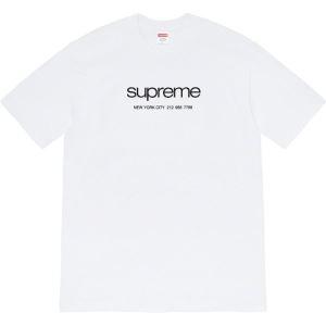 シュプリーム 多色可選 トレンドの着こなしテク SUPREME どんなスタイルにも合わせやすい 半袖Tシャツ(hiibuy.com Hrqq0v)-3