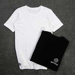 お洒落な存在感 2020春夏 クロムハーツ CHROME HEARTS 半袖Tシャツ 男女兼用 2色可選(hiibuy.com n8rCGv)-3