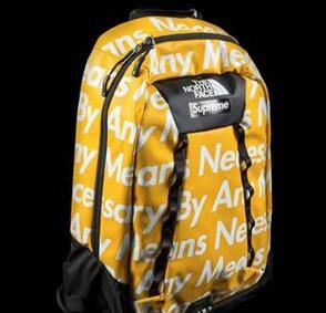 かっこいいデザインに Supreme The North Face Base Camp Crimp Backpack シュプリーム ベースキャンプクリンプ カジュアルバックパック.(hiibuy.com 5HraeC)-3