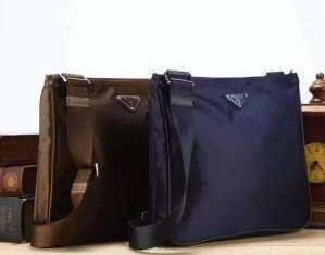 洗練された prada プラダ ショルダーバッグ シンプルなデザイン 斜め掛けバッグ 2色可選(hiibuy.com nyGDOr)-3