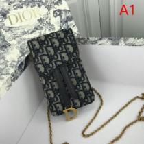 レディースバッグ キレイめ感が強い ディオール DIOR 2色選択可今旬のシルエットバランス  春夏の流行り2020新品(hiibuy.com DW919D)-1