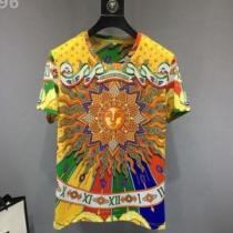 HERMES エルメス 半袖Tシャツ 今季大人気のデザイン 独特の存在感 新作モデル(hiibuy.com veODam)-1