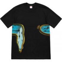人気ストリートブランド新品 Supreme 19SS The Persistence Of Memory Tee Tシャツ/半袖 2色可選(hiibuy.com 8T91vi)-1