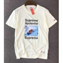 グッと大人っぽい印象に シュプリーム SUPREME  Tシャツ/半袖 特に夏は人気アイテム 4色可選(hiibuy.com yGnObe)-1
