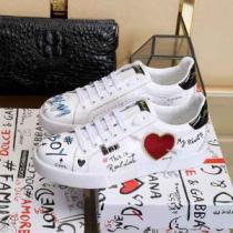 夏らしい季節感 Dolce&Gabbana ドルチェ&ガッバーナ カジュアルシューズ 2020年夏の一押しファッションアイテム(hiibuy.com XnmqWD)-1