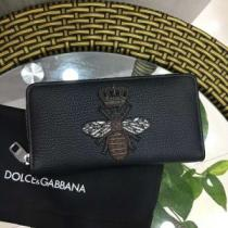 大胆なスリット上品 ドルチェ&ガッバーナ2020新品 Dolce&Gabbana大特価品 財布 2色可選(hiibuy.com H1vuya)-1