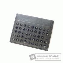 卸売りで安く購入限定品Christian Louboutin クリスチャンルブタン スパイク カードケース レザー ユニセックス(hiibuy.com 9LjSre)-1
