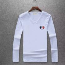 毎年流行り定番アイテムおすすめモンクレール冬季限定販売 MONCLER 4色可選 長袖/Tシャツ(hiibuy.com PXzOre)-1