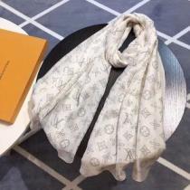 売上ランキング1位ルイ ヴィトン 流行っている LOUIS VUITTON  ロングマフラー 高品質な(hiibuy.com Pvi41j)-1