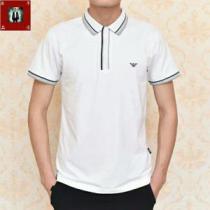 目前の注目ブランド アルマーニ ARMANI 半袖Tシャツ 2020夏の定番新品到来!(hiibuy.com TnqOra)-1