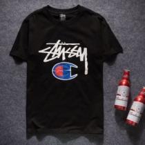 稀少*入手困難 ステューシー STUSSY 2020人気の主流アイテム 半袖Tシャツ 2色可選(hiibuy.com K5re0j)-1