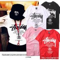 半袖Tシャツ 4色可選 高感度アイテム ステューシー STUSSY 2020年春夏入荷(hiibuy.com 5rq0ru)-1