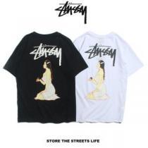 半袖Tシャツ 2020最高ランキング 2色可選 ステューシー STUSSY 最終数量限り!(hiibuy.com XDmCiy)-1