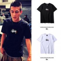 オシャレを満喫できる 18SS美品 半袖Tシャツ 2色可選 ステューシー STUSSY(hiibuy.com 1ryGXf)-1