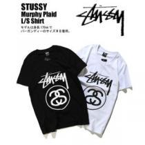 ステューシー STUSSY 2020夏の定番新品到来! 半袖Tシャツ 2色可選 長く使える!(hiibuy.com raaaue)-1
