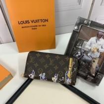 ルイヴィトン 長財布 格安 前衛的なデザインデザインが魅力 限定 Louis Vuitton メンズ コピー 最旬のトレンド おしゃれ 最高品質(hiibuy.com 1TbGfe)-1