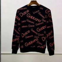 2020年秋に買うべき 2色可選 かわいい秋の新作が登場 ドルチェ&ガッバーナ Dolce&Gabbana プルオーバーパーカー(hiibuy.com GL1T9v)-1