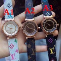 女性用腕時計 ルイ ヴィトン LOUIS VUITTON 2020 多色可選 輸入ムーブメント 人気セール低価(hiibuy.com requqy)-1
