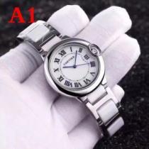 超激得100%新品 HOT2020 CARTIER カルティエ 女性用腕時計 輸入クオーツムーブメント 3色選択可(hiibuy.com juWPXn)-1